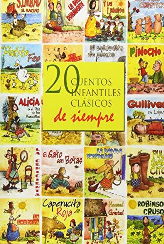 20 cuentos infantiles clásicos de siempre - 9781512150872