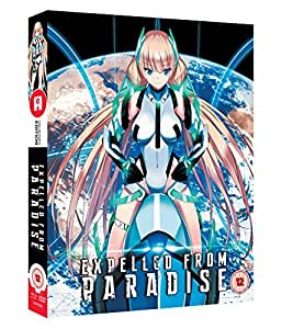 Expelled from Paradise Collector's Edition [Dual Format] [Blu-ray]