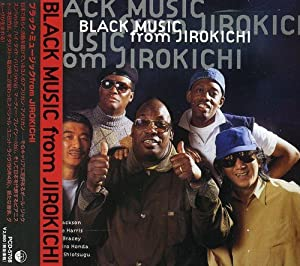 Black Music From Jirokichi