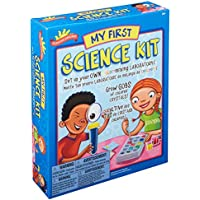 Slinky Scientific Explorers My First Science Kit-, Other, Multicoloured