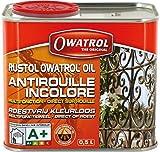 Owatrol Olio Antiruggine Penetrante, 500 ml.