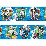 "Frise murale Mickey Mouse ""Champions"" 10,6 cm x 5 mètres"