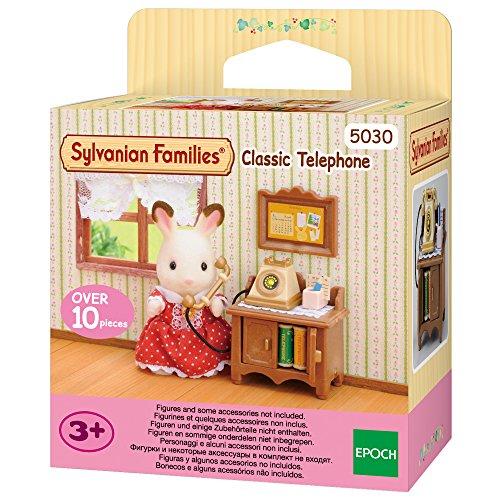 SYLVANIAN FAMILIES- Téléphone Classique, 5030, Autre, Norme
