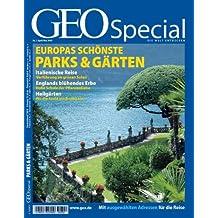 GEO Special 02/2005 - Europas schönste Parks & Gärten
