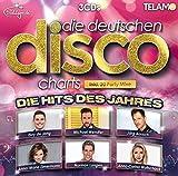 Die Deutschen Disco Charts-Hits des Jahres
