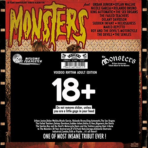 30 Years Anniversary Tribute Album: the Monsters [Vinyl LP]