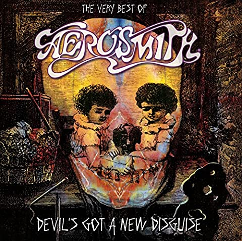 Aerosmith Greatest Hits - Devil's Got a New Disguise [Import