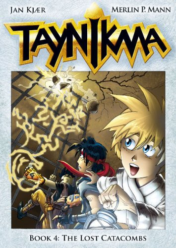 The Lost Catacombs (Taynikma)
