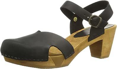 Sanita Matrix Flex Sandal, Tacco Donna