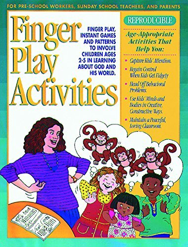 Finger Play activities by Gospel Light (2010-10-01)
