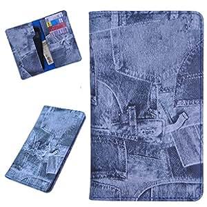 DSR Pu Leather case cover for Spice Stellar 509 (multi colour)