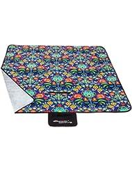 suchergebnis auf f r picknickdecke 200x200 camping outdoor sport freizeit. Black Bedroom Furniture Sets. Home Design Ideas