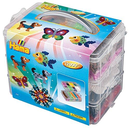 Hama 6751 Caja de almacenaje Rectangular - Cajas de almacenaje (Caja de almacenaje, Rectangular, Interior)