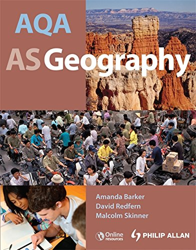 AQA AS Geography: Student's Guide