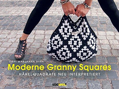 Moderne Granny Squares: Häkelquadrate neu interpretiert -