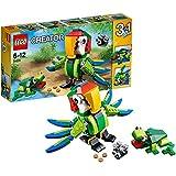 LEGO Creator 31031: Rainforest Animals