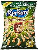 #1: Kurkure Namkeen, Chilli Chatka, 94g
