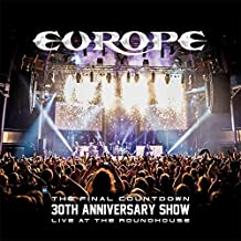 Live at the Rοundhοuse, London 2016 (Τhe Final Cοuntdown Shοw, 30th Αnniversary). 2CD/DVD