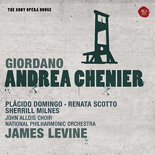 Giordano : Andrea Chenier
