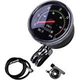 Biback Tachometer Fahrrad Universal Runde Mechanische Fahrrad Stoppuhr High End Bike Tachometer Reitausrüstung