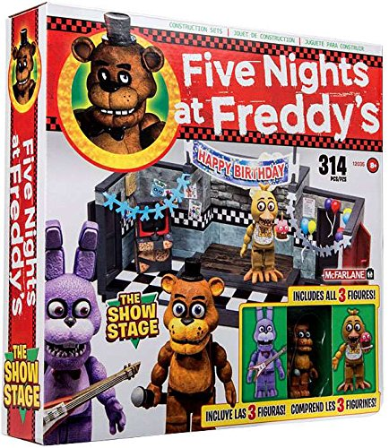Five Nights at Freddy's The Show Stage Five Night At Freddys 3