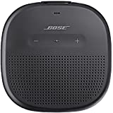 Bose Sound Link Micro 783342-0100 Waterproof Bluetooth Speaker (Black)