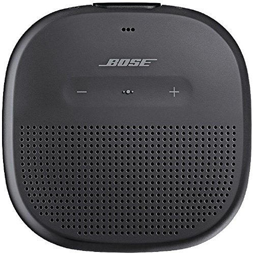 Bose® SoundLink® Micro - Altavoz con Bluetooth, Color Negro