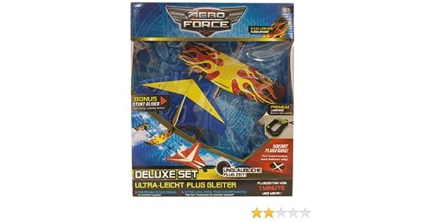 Spielzeugautos Beluga Spielwaren 78195 Aero Force DLX Gleitflieger