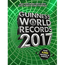Guinness World Records 2017 (***version anglaise***)