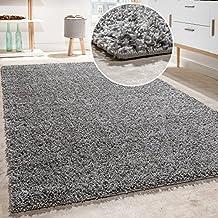 alfombra shaggy de pelo alto y largo de alta calidad y gran espesor del hilo en