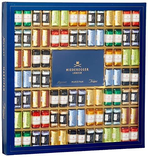 Preisvergleich Produktbild Niederegger Meisterselektion Geschenkpackung,  hochwertiges Marzipangeschenk,  1er Pack (1 x 1075 g)