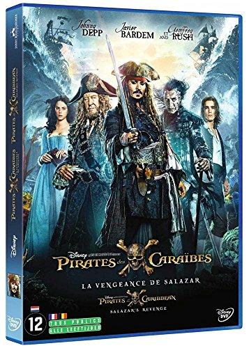 Pirates des Caraïbes : La Vengeance de Salazar [Import italien]