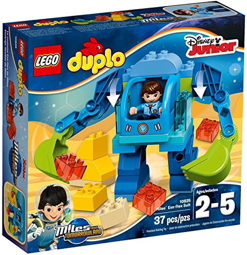 Preisvergleich Produktbild LEGO DUPLO 10825 - Miles Exo-Flex-Anzug