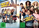 Fack ju Göhte / Fuck you Göthe 2+3 im Set - Deutsche Originalware [2 DVDs]