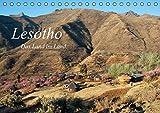 Lesotho (Tischkalender 2015 DIN A5 quer): Lesotho, das Land im Land. (Tischkalender, 14 Seiten) - Frauke Scholz