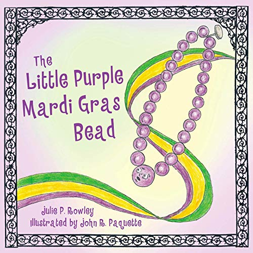 Little Purple Mardi Gras Bead, The (English Edition)