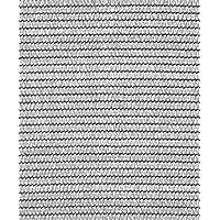 Tenax 1A130319 Soleado Glam Malla Tejida de ocultación de Color Gris Claro