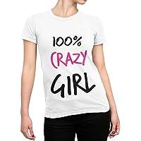 CHEMAGLIETTE! T-Shirt Divertente Donna Maglietta Maniche Corte con Stampa Simpatica Idea Regalo