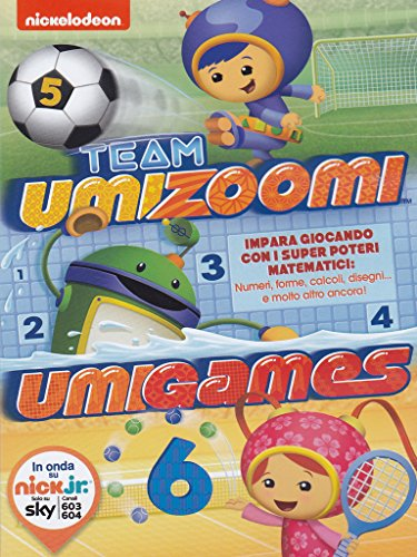 Team Umizoomi: Umigames (DVD)