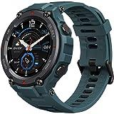 Amazfit T-Rex Pro Smartwatch Fitness Monitor de Sueño y Ritmo cardiaco 10 ATM GPS Reloj Inteligente Deportativo con más de 10
