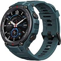 Amazfit T Rex Pro Smartwatch mit GPS, 1,3 Zoll AMOLED Display Sportuhr mit 10 ATM wasserdicht, SpO2, 24h…