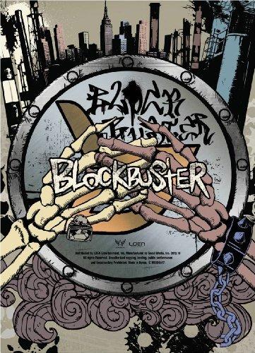 Blockbuster by BLOCK B (2012-11-06) (B Block Blockbuster)