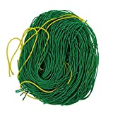 TOOGOO Garten gruen Nylon Kletter Reben Netz Unterstuetzung Kletterpflanze Netze wachsen Zaun