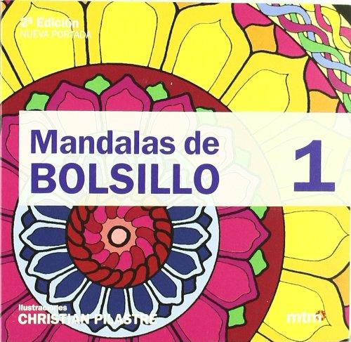 Mandalas de bolsillo 1 por CHRISTIAN PILASTRE