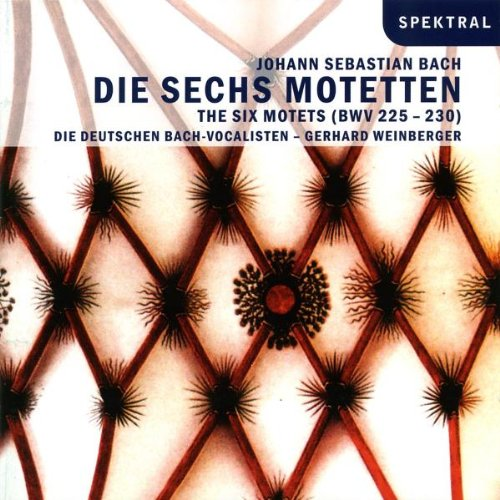 Johann Sebastian Bach: Die sechs Motetten (BWV 225-230)