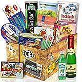 'DDR SPEZIALITÄTEN BOX' Waren DDR Geschenkverpackung