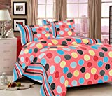 jiya Decor 100% Cotton Double Bed Sheet ...