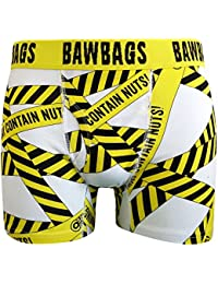 Boxeurs AVERTISSEMENT Bawbags