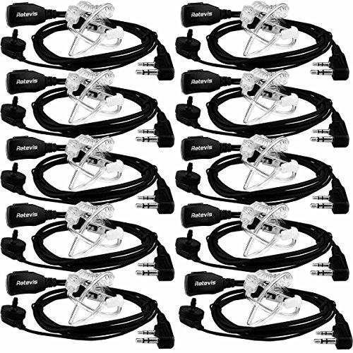 retevis-2-pin-ptt-mic-noise-reduction-covert-acoustic-tube-earpiece-headset-for-radio-kenwood-puxing