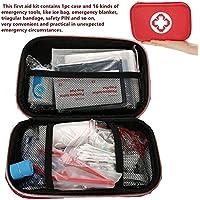 Erste-Hilfe-Kasten, medizinischer Notfall-Kasten-Kasten-Sportler-Rettungs-Beutel Geeignet für das Haus, Büro,... preisvergleich bei billige-tabletten.eu